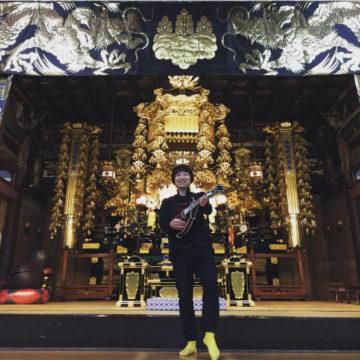 【HATTA NEWS】宮田和弥さんにHattaマンドリンをご利用頂きました